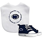 Baby Fanatic Penn State University 2-Piece Gift Set