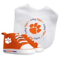 Baby Fanatic Clemson University 2-Piece Gift Set