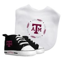 Baby Fanatic Texas A&M University 2-Piece Gift Set
