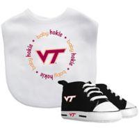 Baby Fanatic Virginia Tech 2-Piece Gift Set