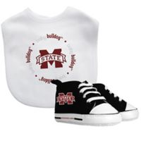 Baby Fanatic Mississippi State University 2-Piece Gift Set