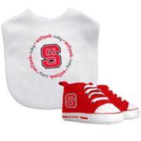 Baby Fanatic North Carolina State University 2-Piece Gift Set