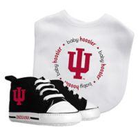 Baby Fanatic Indiana University 2-Piece Gift Set