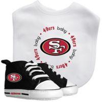 Baby Fanatic NFL San Francisco 49ers 2-Piece Gift Set
