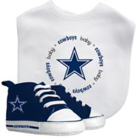 Baby Fanatic NFL Dallas Cowboys 2-Piece Gift Set