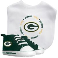 Baby Fanatic NFL Green Bay Packers 2-Piece Gift Set