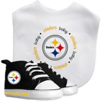 Baby Fanatic NFL Pittsburgh Steelers 2-Piece Gift Set