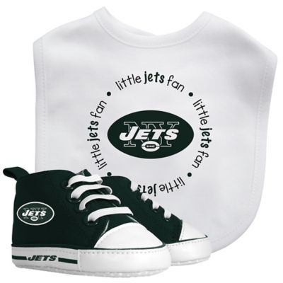 Baby gifts new york from buy buy baby baby clothing gift sets baby fanatic nfl new york jets 2 piece gift set negle Images