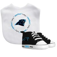 Baby Fanatic NFL Carolina Panthers 2-Piece Gift Set 4c4200cb0