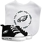 Baby Fanatic NFL Philadelphia Eagles 2-Piece Gift Set
