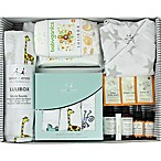 LuliBox 19-Piece Bath and Bed Neutral Gift Set