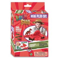 Be Good Company KwikSand® Dino World Mini Play Set