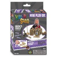 Be Good Company KwikSand® Knight's Castle Mini Play Set