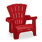 American Plastic Toys® Adirondack Chair in Red
