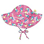 i play.® Toddler Toucan Brim Sun Hat in Hot Pink