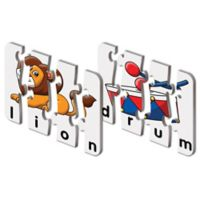 The Learning Journey Match It!® 4 Letter Words Puzzle Cards