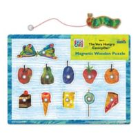 Briarpatch The Very Hungry Caterpillar Magnetic Wooden Puzzle