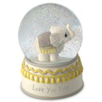 "Precious Moments® ""Love You Tons"" Elephant Snow Globe"