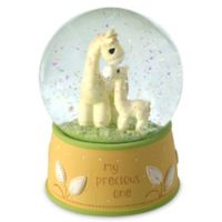 "Precious Moments® ""My Precious One"" Giraffe Snow Globe"