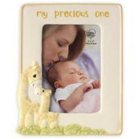 "Precious Moments® ""My Precious One"" Giraffe 4-Inch x 6-Inch Picture Frame"