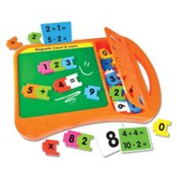 The Learning Journey Magnetic Count and Learn Board