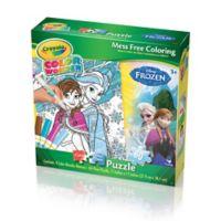 """Crayola® Disney® """"Frozen"""" 60-Piece Color Wonder Puzzle"""