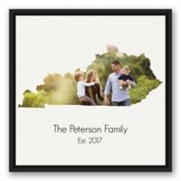 Designs Direct Kentucky 20-Inch Square Framed Wall Art