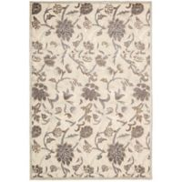 Nourison Gil Vine 2-Foot 3-Inch x 3-Foot 9-Inch Accent Rug in Ivory