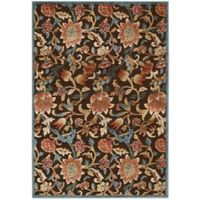 Nourison Gil Vine 3-Foot 6-Inch x 5-Foot 6-Inch Area Rug in Brown