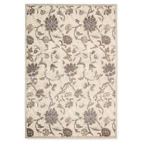 Nourison Gil Vine 5-Foot 3-Inch x 7-Foot 5-Inch Area Rug in Ivory