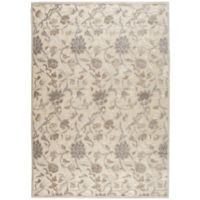 Nourison Gil Vine 7-Foot 9-Inch x 10-Foot 10-Inch Area Rug in Ivory