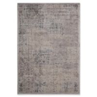Nourison Graphic Illusions Damask 7-Foot 9-Inch x 10-Foot 10-Inch Area Rug in Grey