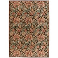 Nourison Gil 3-Foot 6-Inch x 5-Foot 6-Inch Area Rug in Brown