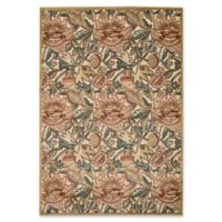 Nourison Gil 5-Foot 3-Inch x 7-Foot 5-Inch Area Rug in Light Gold