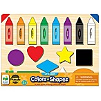 The Learning Journey Lift & Learn Colors & Shapes Puzzle