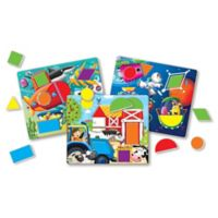 The Learning Journey Match It!® Fun With Shapes Game