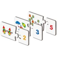 The Learning Journey Match It!® Mathematics Puzzle Cards