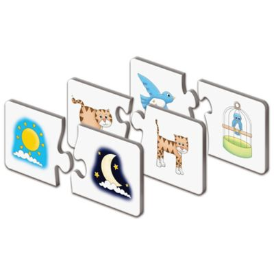 The Learning Journey Match It! Opposites Puzzle Cards
