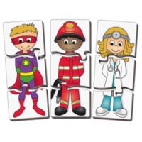 The Learning Journey Match It!® Who Am I? Puzzle Cards