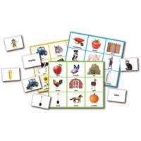 The Learning Journey Match It!® Farm Bingo Game