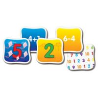 The Learning Journey Match It!® Mathematics Memory Game