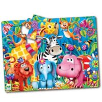 The Learning Journey Jungle Friends My First Big Floor Puzzle