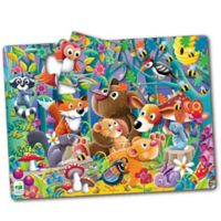 The Learning Journey Woodland Friends My First Big Floor Puzzle