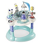 Evenflo® Exersaucer® Polar Playground in Light Blue/White