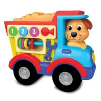The Learning Journey Early Learning 123 Truck Musical Toy