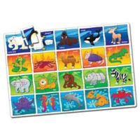 The Learning Journey Animals Jumbo Floor Puzzle