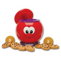 The Learning Journey Learn with Me Count and Learn Cookie Jar