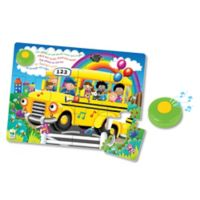 The Learning Journey Wheels on the Bus My First Sing-Along Puzzle