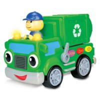 The Learning Journey Early Learning Kids On The Go Recycle Truck