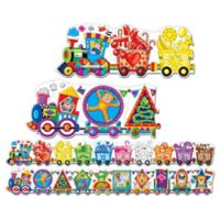 The Learning Journey Puzzle Doubles® Giant Colors and Shapes Train Floor Puzzles